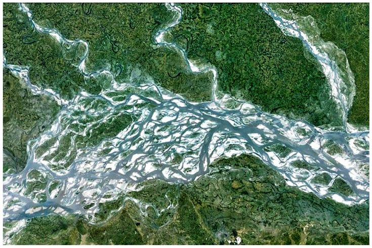 Picture Braided River 2016