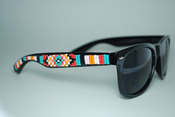 Beaded Ray Bans...love!!!
