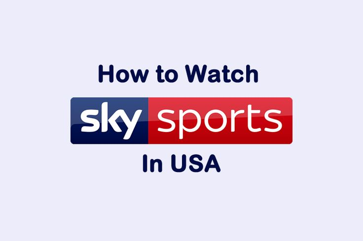 Learn How to Watch Sky Sports in USA 2017 - Learn the easy ways   Learn How to Watch Sky Sports in USA 2017 - The blocks on content come from the licensing rights that Sky sports accumulate for every carrying event they offer customers access to on the service. you see with the intention to offer every piece of content material Sky sports should bodily purchase licensing rights to achieve this every time. these licensing rights are also best purchased for my part for every united states. So…