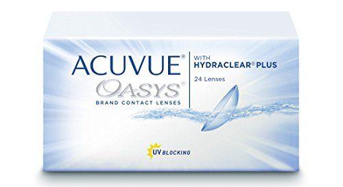 Acuvue Oasys 2-Wochenlinsen weich, 24 St�ck / BC 8.4 mm / DIA 14 mm / -2.00 Dioptrien