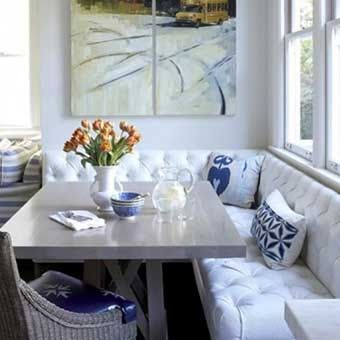 Стильные интерьеры кухни кухонные уголки