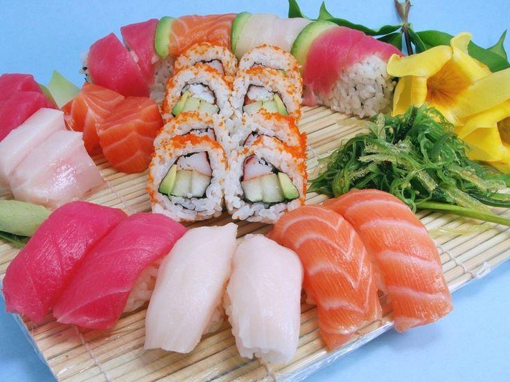 Food Fish Sushi