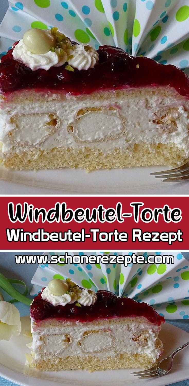 Windbeutel Torte Rezept Ein Rezept Fur Eine Kostliche