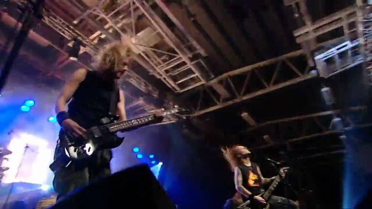 """Children Of Bodom Live In Stockhom- Angels Don't Kill (High Quality) Vuonna 1993 Radio musiikki toimittaja Wojciech Mann, sanoi: """"Tämä on kuuma musiikkia kylmän Suomi"""""""