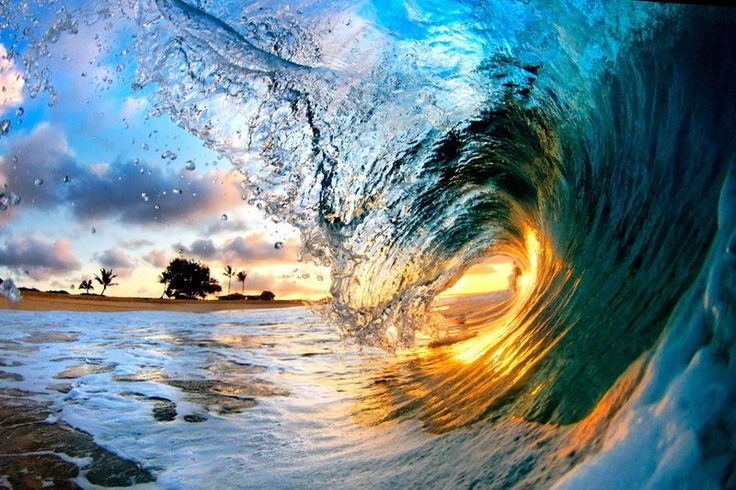 Most beautyful surfing wave ever