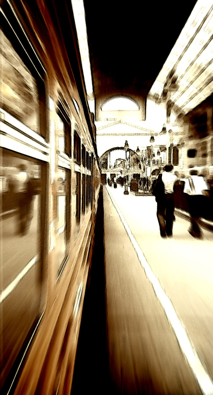 Moscow Kievsky railway station