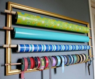 DIY: I need to do this. I have a slight wrapping obsession these days.