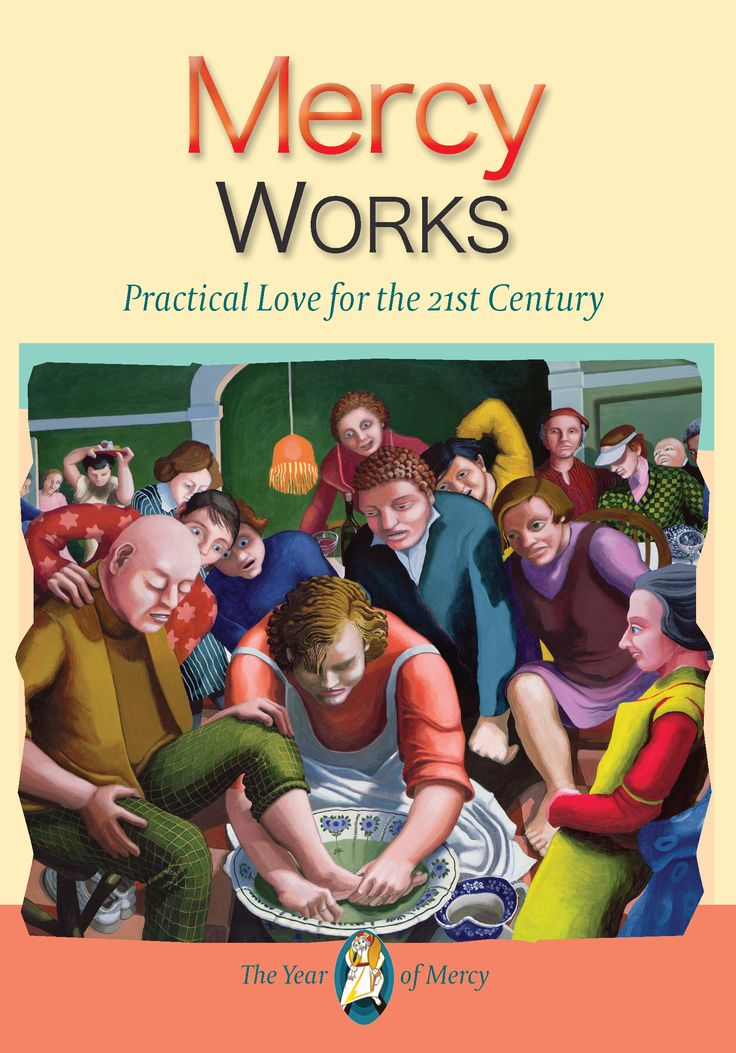 Mark Shea gives great examples of people who have performed the works of mercy and advice on how we can practice them today.