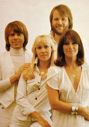 ABBA one of the best bands in the music history <3