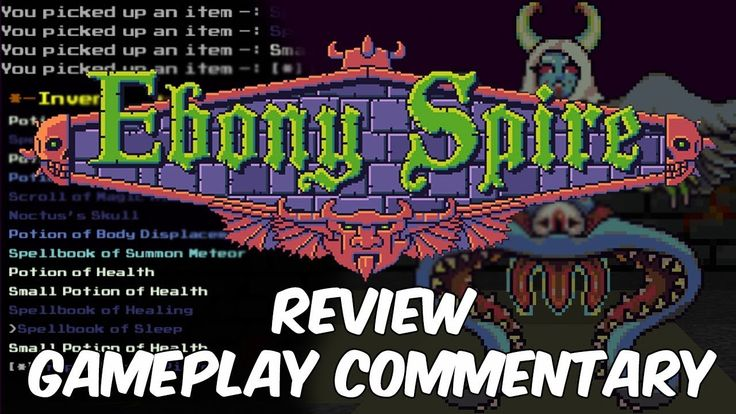 Ebony Spire Heresy Review | First Person Turn Based Roguelike Dungeon Cr...