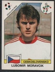 Ľubomír Moravčík - Czechoslovakia