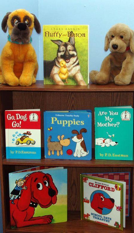 Decor for a Puppy Themed Nursery