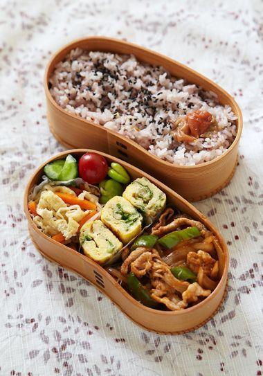 お弁当 obento lunchbox