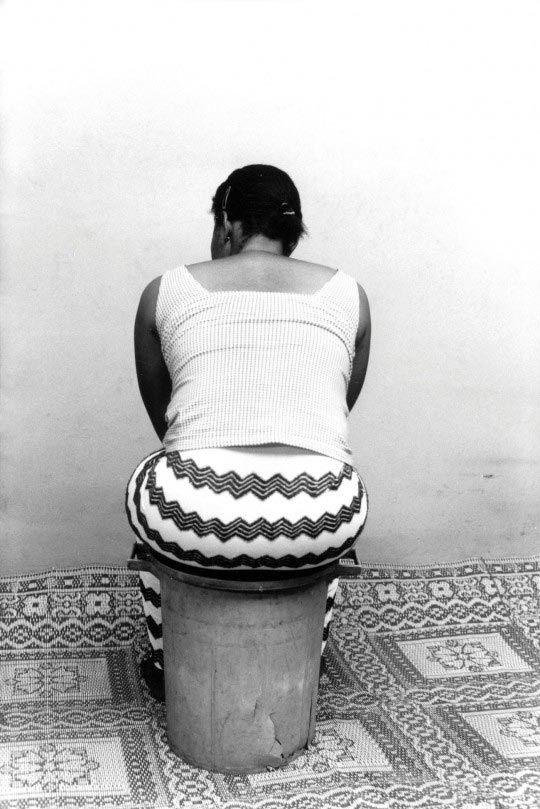 Sans titre, vers 1970 © Malick Sidibé: