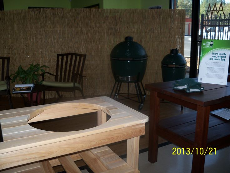 Cypress Table Or Mahogany Table Would Make A Beautiful Addition To Any  Outdoor Kitchen Or Patio