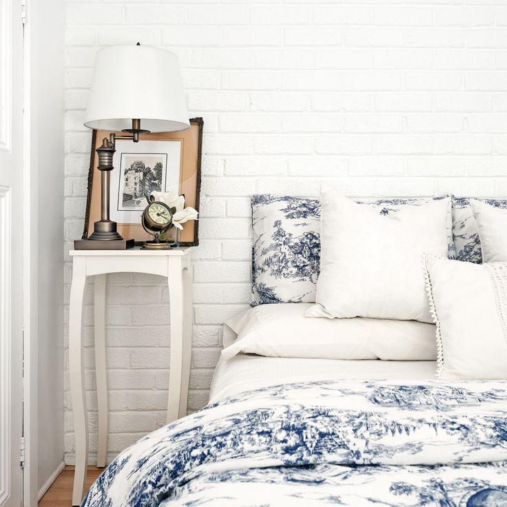 les 25 meilleures id es de la cat gorie fausse brique sur. Black Bedroom Furniture Sets. Home Design Ideas