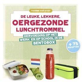 Dit is een inspiratieboekje voor mensen die het nog lastig vinden om ook bij de lunch buitenshuis oergezond te eten.