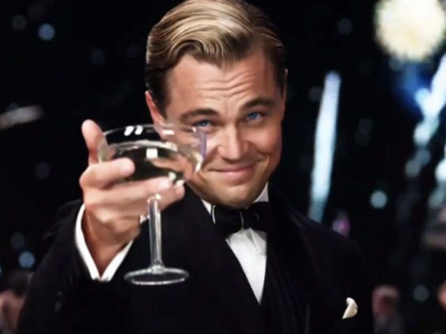 I got: You are Jay Gatsby!! Are You More Of A Jay Gatsby Or A Clarissa Dalloway?