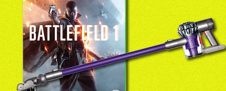 Get Battlefield 1 for $35, Cheap Roomba 650, and More [US/CA] #Deals #Black_Friday #music #headphones #headphones
