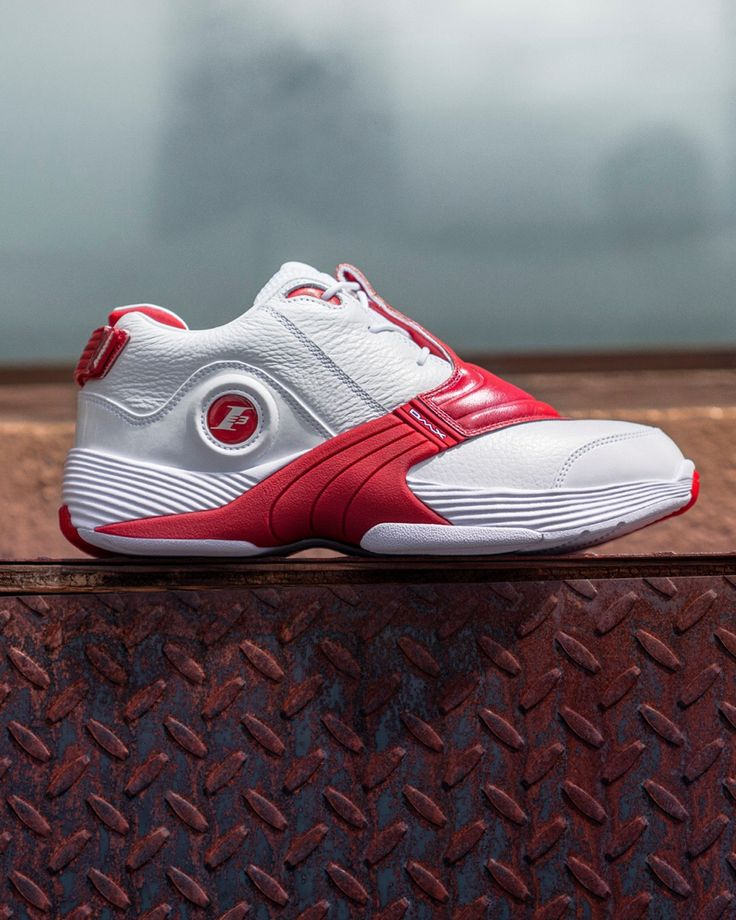 Reebok Answer V | Custom sneakers nike, Reebok, Sneakers