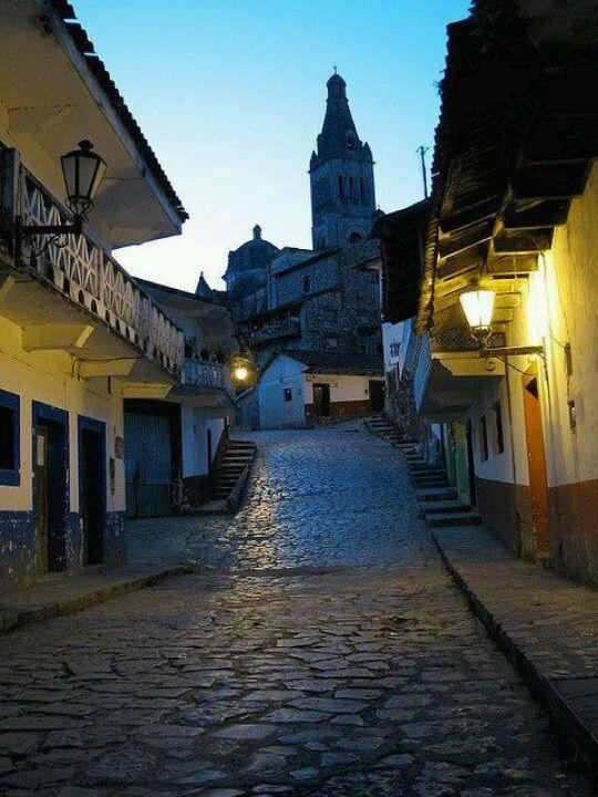 Cuetzalan, Puebla, México. Foto: Pinterest