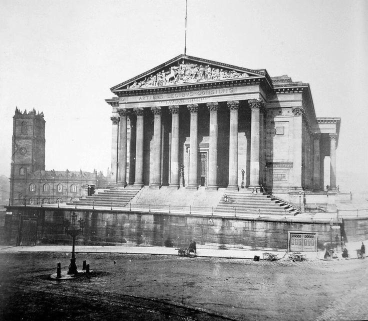 St georges hall 1896