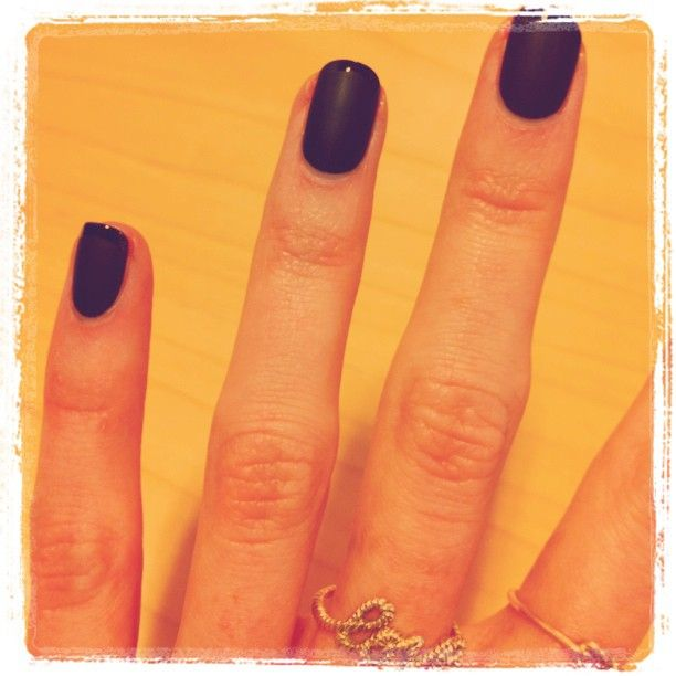 We decided to treat the ELLE UK team to manis for the Elle Style Awards - 13th Feb