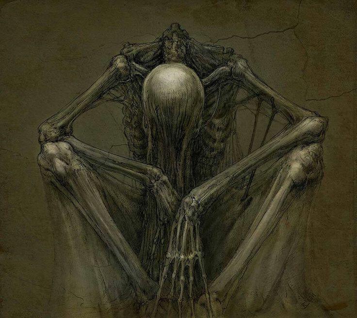 Morbid drawing :-) Kirill