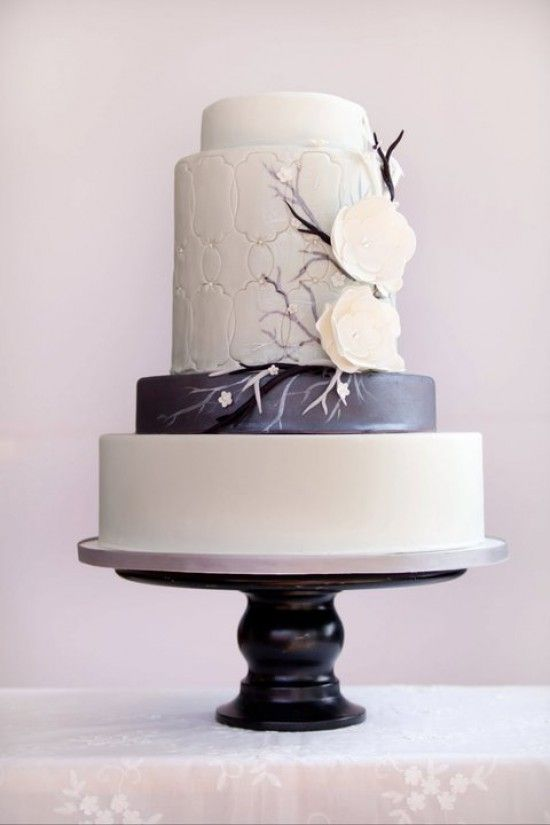 wedding cakes modern designs 1000 ideas about modern cakes on gorgeous 25045