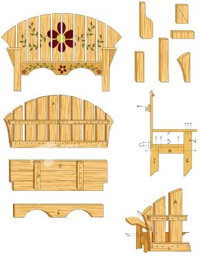 Free Woodworking Bench Plans   Woodworking Plans - Stock Illustration ...