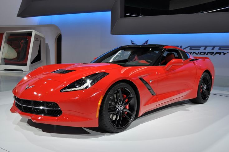 2014 Chevrolet Corvette Stingray Priced From $51,995