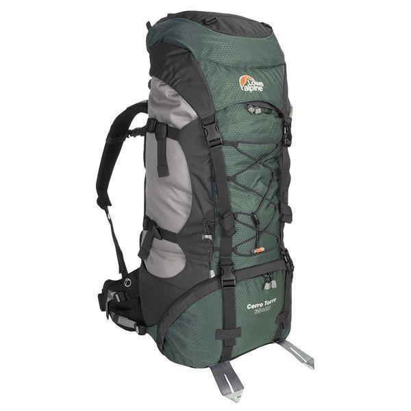 LOWE Cerro Torre 65:85 backpack