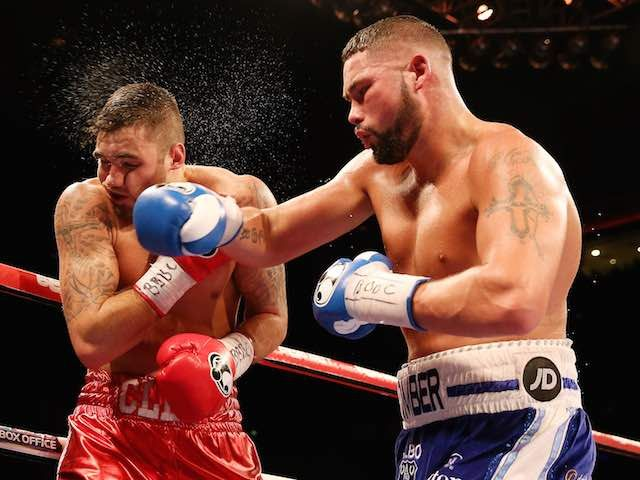 Tony Bellew handed cruiserweight title fight at Goodison Park