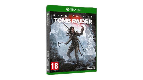 génial Rise of the Tomb Raider pour XboxOne (Néerlandais)