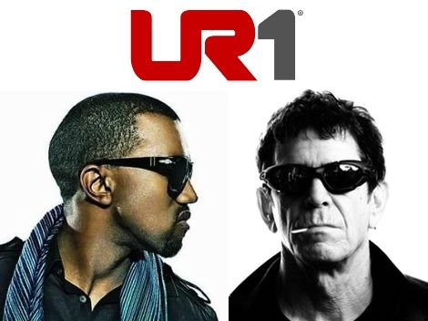 Miami.com: Tickets on sale for Kanye West, Lou Reed at inaugural UR1 Music Festival during Art Basel weekend