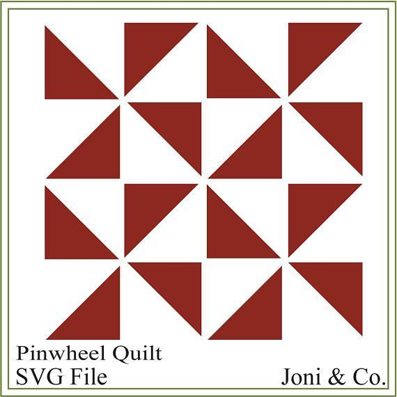 svg quilt quilting block cricut pattern transfer iron pinwheel patterns