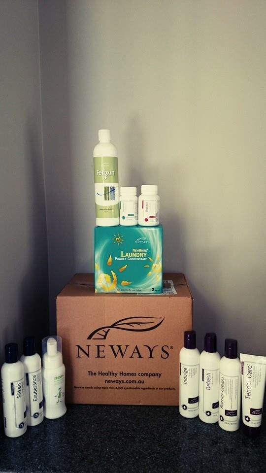 Love Neways Toxin Free Healthy Products.. A Toxin Free Body Means Faster  And Easier