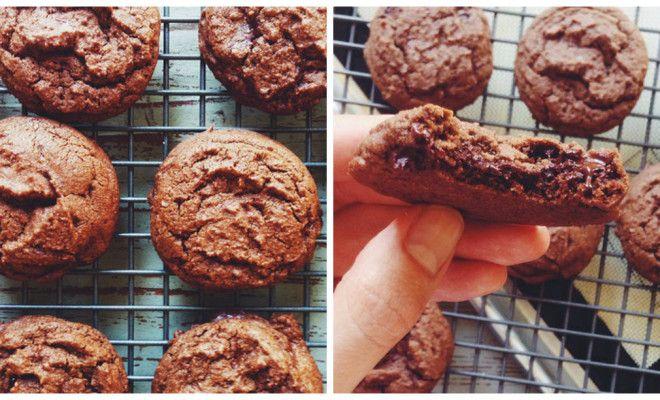 Vynikající • čokoládové cookies