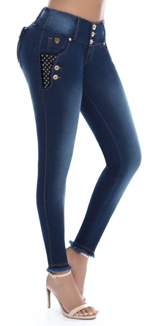 Jeans levanta cola REVEL 56153