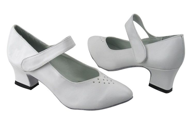 Step One Dance Shoes - Custom Vegan Ladies 9626 Closed-Toe Dance Shoe