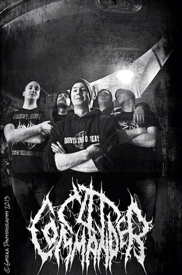 Clit Commander (Brutal Death Metal) http://swissmetalbands.ch/band/clit-commander