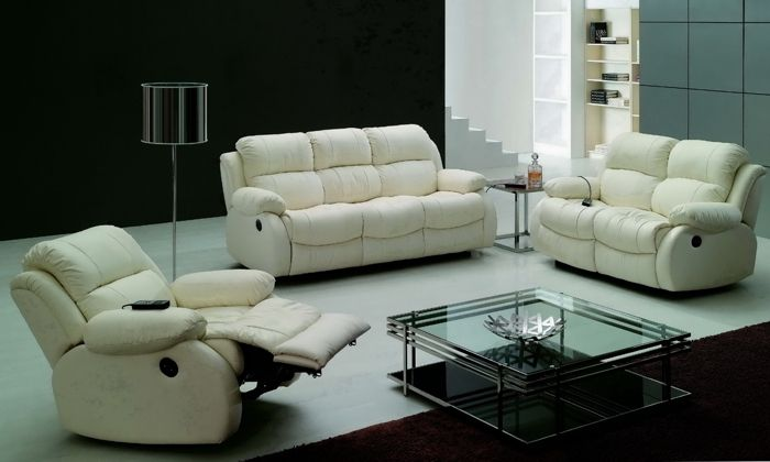 1000 Ideas About Reclining Sofa On Pinterest Leather