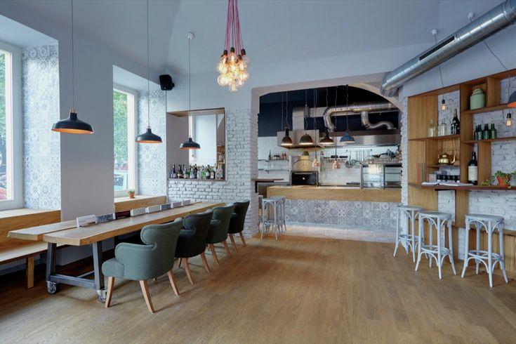 Nejen Bistro / mar.s architects