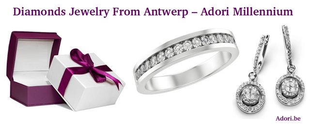 The beautiful diamonds from Antwerp are popular across the world uniqueness. The highly-plush jewelry stone are a favourite for all women who are fashion-lovers.