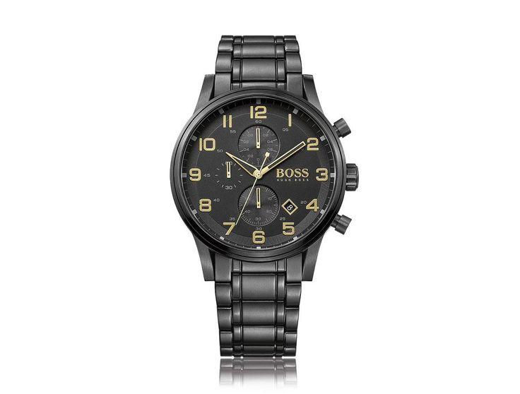 Hugo Boss Black Watch in Stainless Steel