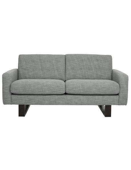 Bianco Dawson 2-Seater Sofa, Rock product photo