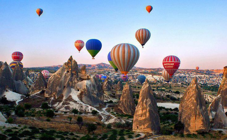 Why Travel to Turkey is on the Rise \ Travel Agent Central