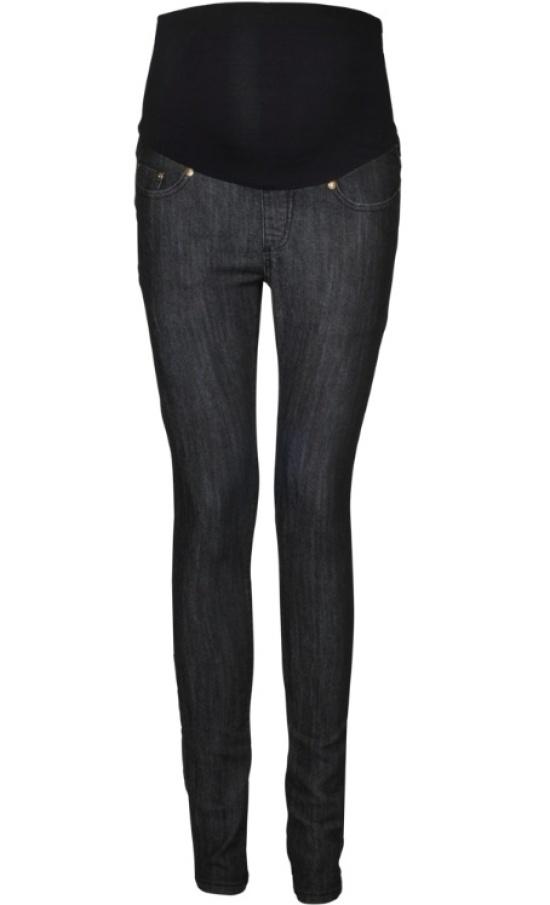 Ripe Maternity Urban Skinny Jeans - Black