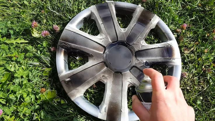 How To Plasti Dip Your Rims - How To Spray Paint Wheels Like a PRO!