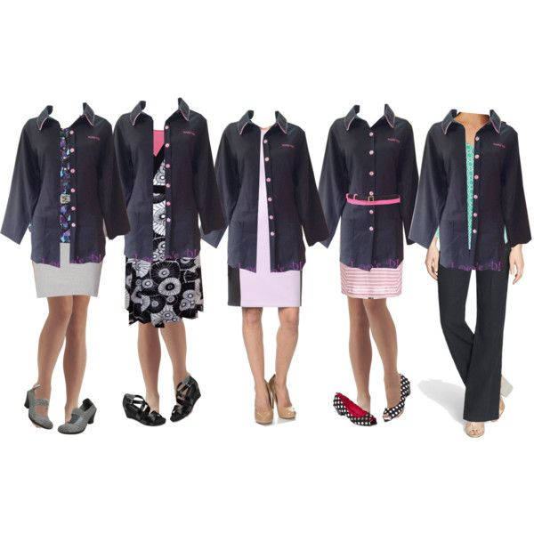 """""""Mary Kay Beauty Coat - Summer Professional Outfits"""" by hollyml on Polyvore"""